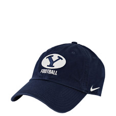 eff353b26 Oval Y Basketball BYU Hat - Nike. $24.00. Quick View