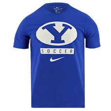 605b4c1b2e8 Oval Y Brigham Young Softball BYU T-Shirt - Nike. $26.00. New Item. New