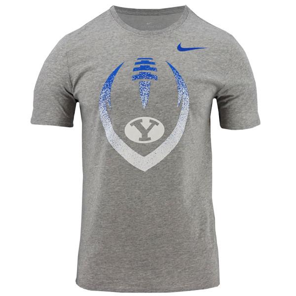 b339483eb9aba Dri-Fit Oval Y Football BYU T-Shirt - Nike. ID1213217. (0) No Reviews yet.  $30.00. Quantity discounts available