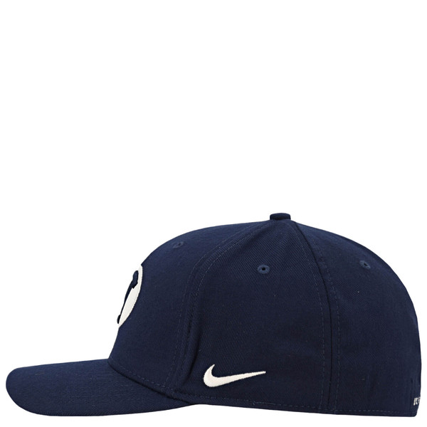 fashion styles classic style release info on Oval Y Flex-Fit BYU Hat - Nike