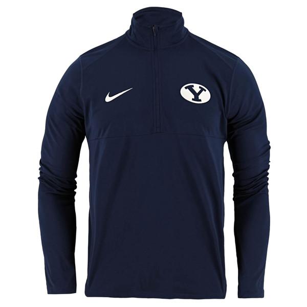 47038420 Dri-Fit Oval Y BYU Pullover - Nike